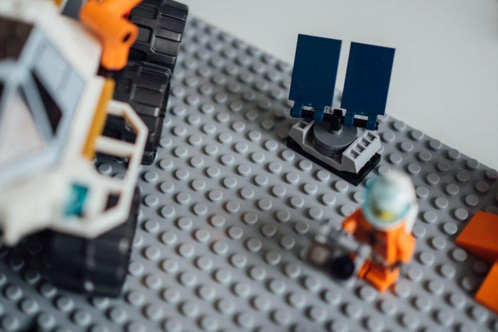 Solarstation ohne Print in 60225 Rover-Testfahrt